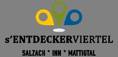 s'Entdeckerviertel Logo