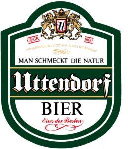 Uttendorf Bier Logo
